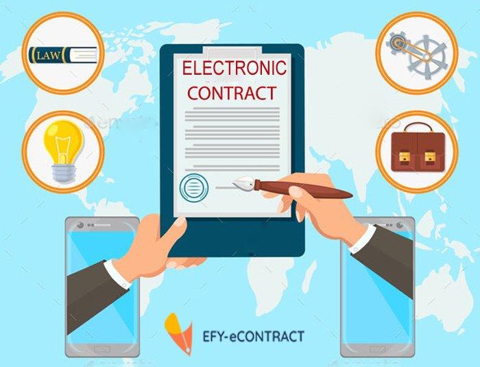 Hợp đồng điện tử có giá trị pháp lý không?