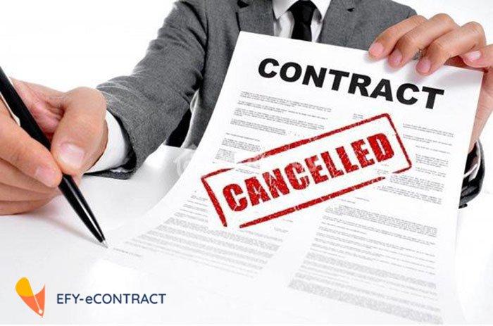 Luật về giao kết hợp đồng điện tử